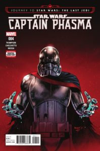 Cover zu Captain Phasma #4