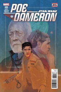 Cover zu Poe Dameron #20
