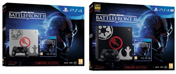 Battlefront II PS4 Pro