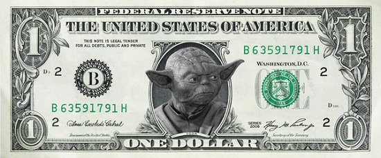 Star Wars Banknote