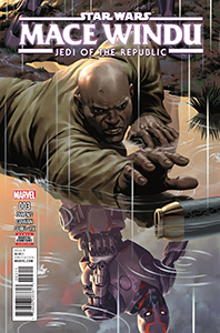 Cover zu Jedi of the Republic - Mace Windu #3