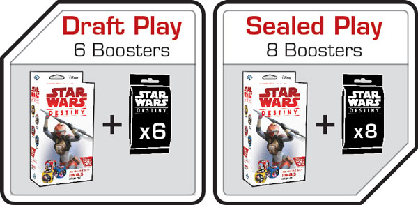 Star Wars: Destiny - Rivalen