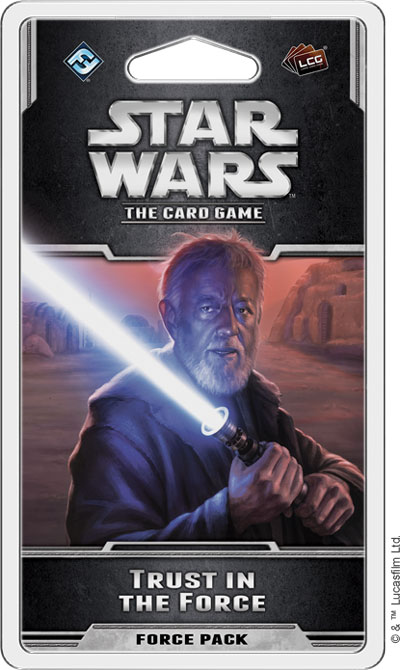 Star Wars: Das Kartenspiel - Trust in the Force