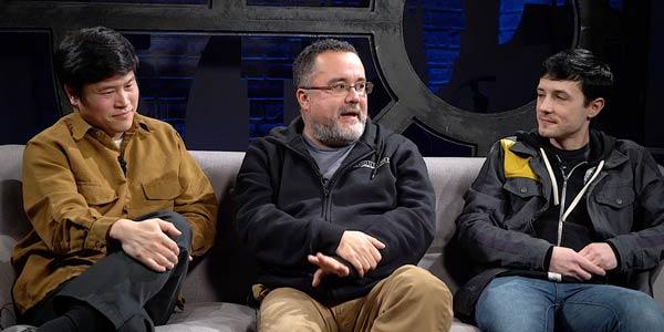 Das öffentliche Gesicht der Lucasfilm-Story-Group