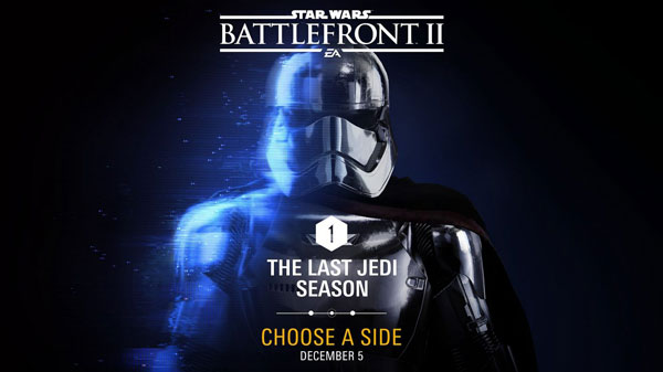 <i>Star Wars Battlefront II</i> - Season 1