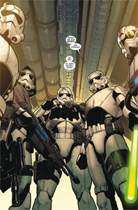Star Wars Vol. 4 - Vorschau Seite 9