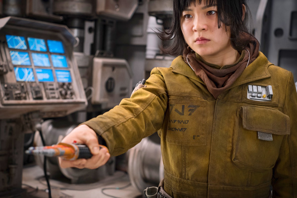 Kelly Marie Tran als Rose