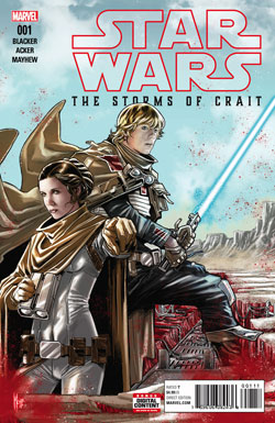 The Storms of Crait - Cover