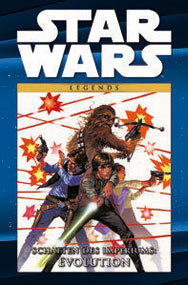Star-Wars-Comic-Kollektion Band 43 - Cover