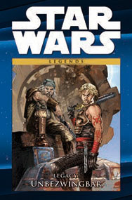 Star-Wars-Comic-Kollektion Band 45 - Cover