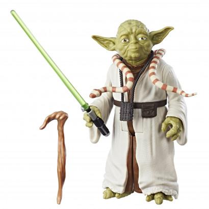 Yoda in <i>The Last Jedi</i>?
