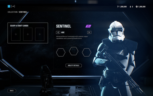 Battlefront II: ARC Trooper