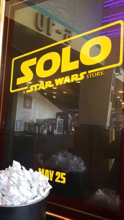 Han Solo Teaser-Poster