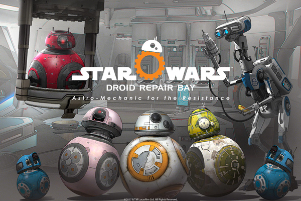 <i>Star Wars: Droid Repair Bay</i>