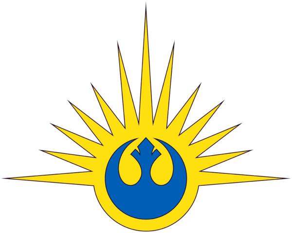 Das Symbol der Neuen Republik