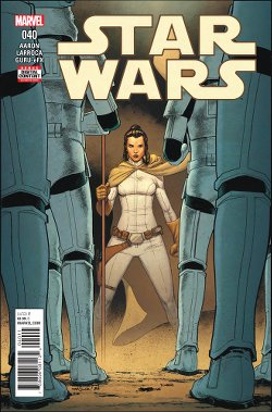 Star Wars #40 - Cover