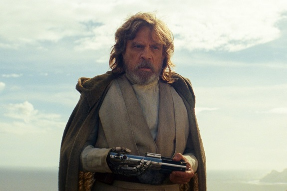 Luke in <i>The Last Jedi</i>