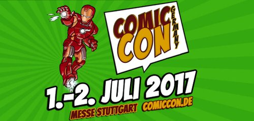 Comic Con Germany