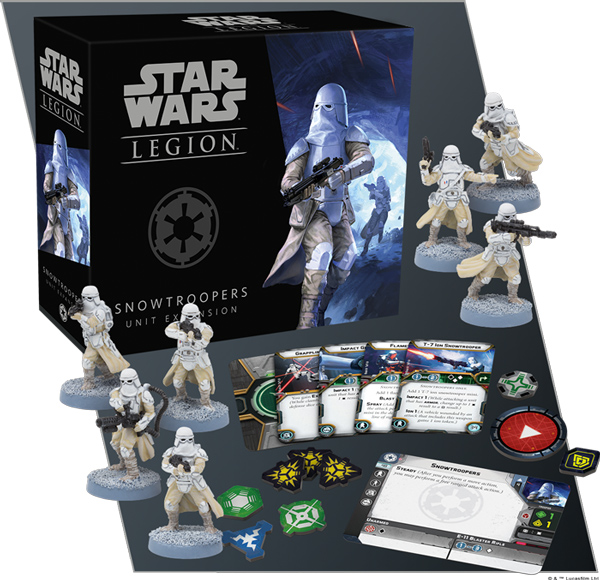 <i>Star Wars: Legion</i> - Snowtrooper