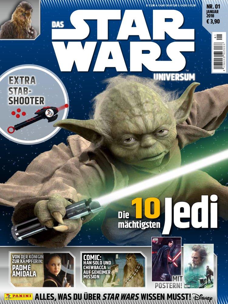 Neues star wars magazin von panini erschienen for Nachrichten magazin