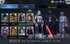 <i>Star Wars: Rivals</i>