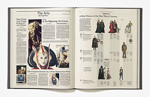 New York Times – Star Wars Chronicles
