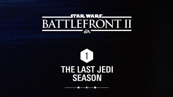 Star Wars: Battlefront II - Season 1: Die Letzten Jedi