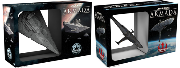 <I>Star Wars: Armada</i> - Welle VII