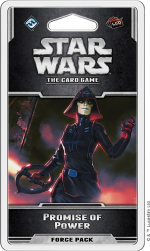 <I>Star Wars: Das Kartenspiel</i> - Promise of Power