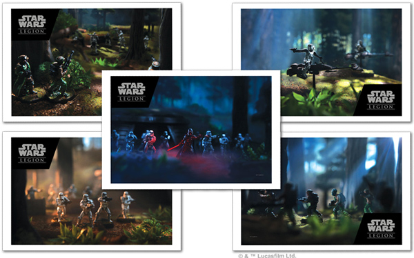 <I>Star Wars: Legion</i> - Vorbestellbonus