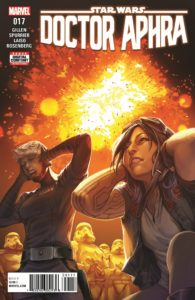 Cover zu Doctor Aphra #17