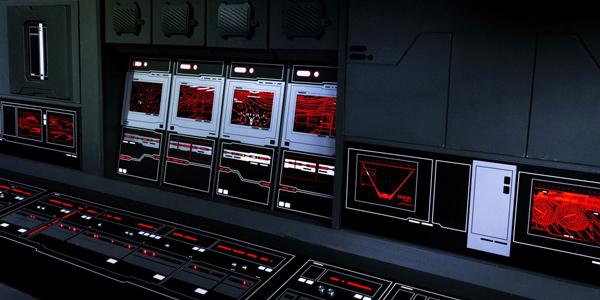 Die militärische Präzision der Ersten Ordnung an Bord von Kylos Shuttle