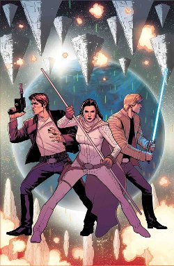 Star Wars #49 - Cover