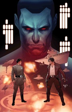 Thrawn #5 - Cover
