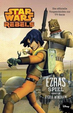 Ezras Spiel - Cover