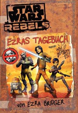 Ezras Tagebuch - Cover