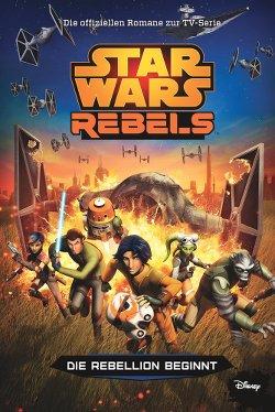 Die Rebellion beginnt - Cover