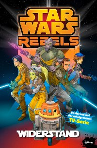 Rebels Comic Bd. 1 - Cover