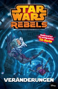 Rebels Comic Bd. 2 - Cover