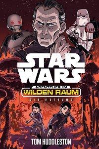 Wilden Raum Bd. 6 - Cover
