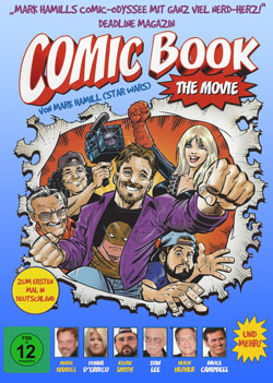 Mark Hamills Regiedebüt Comic Book: The Movie