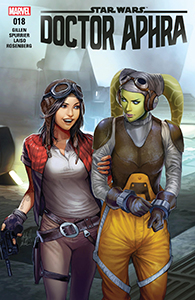 Cover zu Doctor Aphra #18
