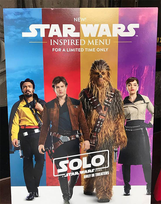 Solo – No Kid Hungry