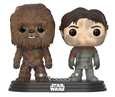 Han + Chewie - Funko Pop!