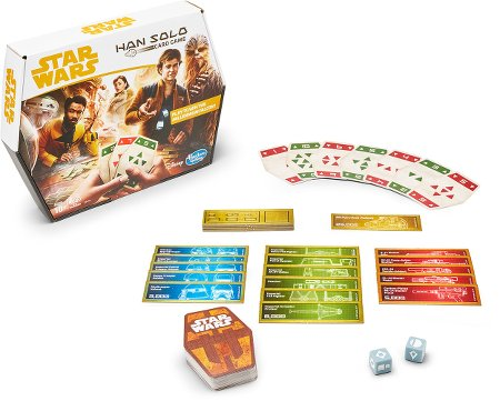 Han Solo Card Game - Hasbro