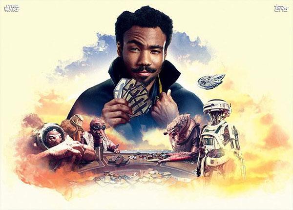 Topps – Lando Calrissian