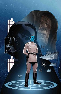 Thrawn #6 - Cover
