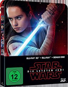 Die letzten Jedi - Steelbook - Cover