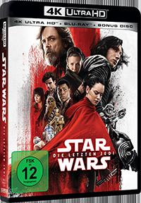 Die letzten Jedi - Ultra Blu-ray - Cover