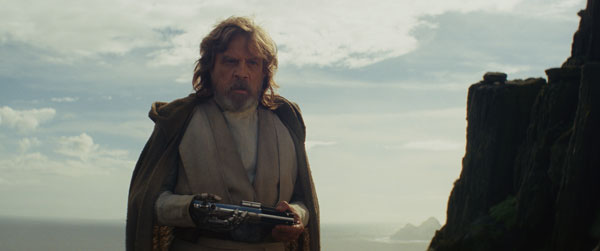 Mark Hamill ist Luke Skywalker